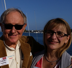 At an RBN event on a Yacht in Orange County
